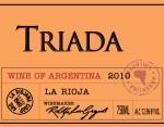 2010 La Riojana Raza Reserve Triada Chardonnay