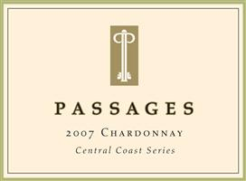 2006 Passages Central Coast Chardonnay